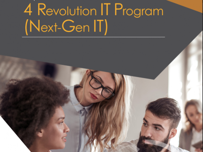 4 Revolution IT Program (Next-Gen IT)